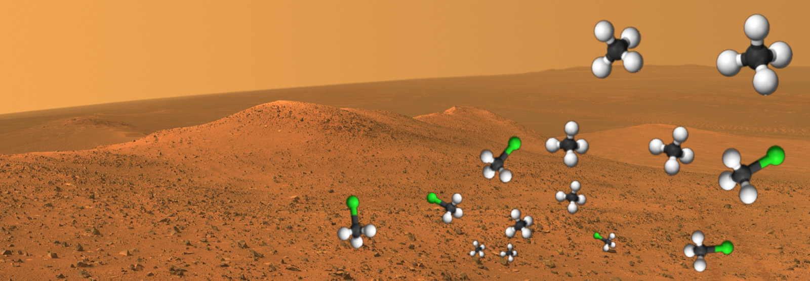 Μεθάνιο στον Άρη: Μια νέα διεργασία που εξηγεί την προέλευσή του!